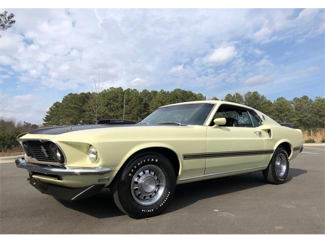 1969 Ford Mustang (CC-1424551) for sale in Punta Gorda, Florida