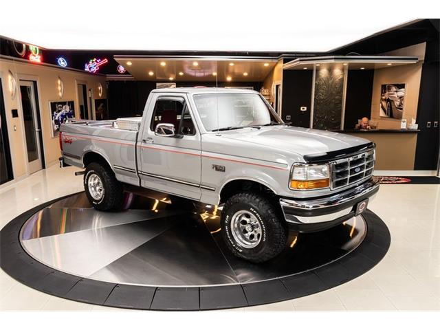 1993 Ford F150 (CC-1424552) for sale in Plymouth, Michigan