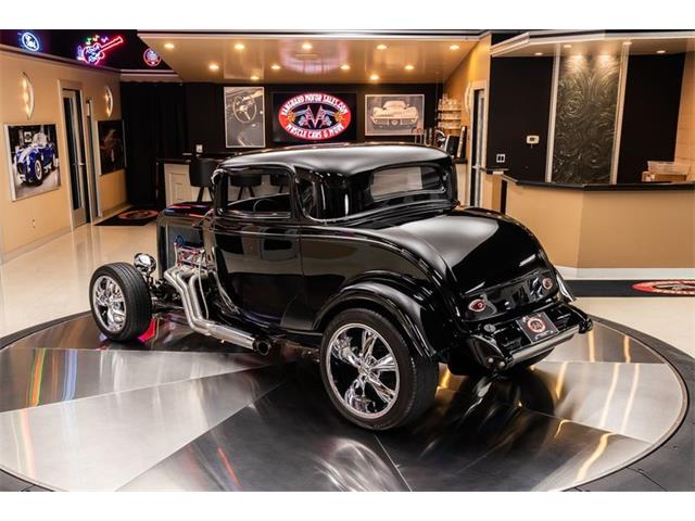 1932 Ford 3-Window Coupe (CC-1424558) for sale in Plymouth, Michigan