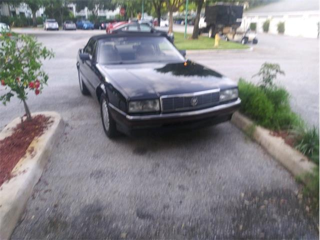 1991 Cadillac Allante (CC-1424566) for sale in Punta Gorda, Florida