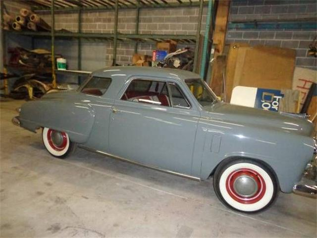 1949 Studebaker Champion (CC-1420457) for sale in Cadillac, Michigan