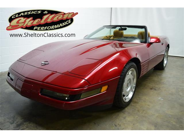 1991 Chevrolet Corvette (CC-1424573) for sale in Mooresville, North Carolina