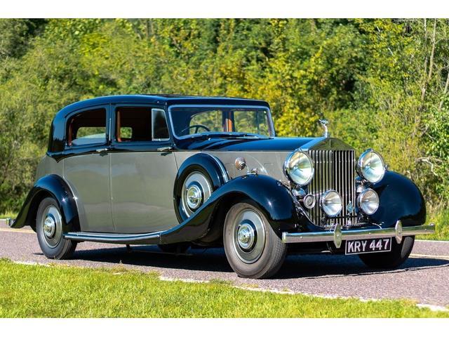 1939 Rolls-Royce Silver Wraith (CC-1424585) for sale in St. Louis, Missouri