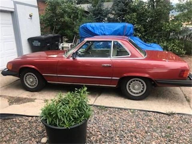 1976 Mercedes-Benz 450SL (CC-1424593) for sale in Cadillac, Michigan