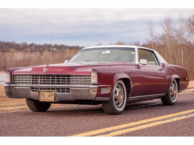 1968 Cadillac Eldorado (CC-1424595) for sale in St. Louis, Missouri