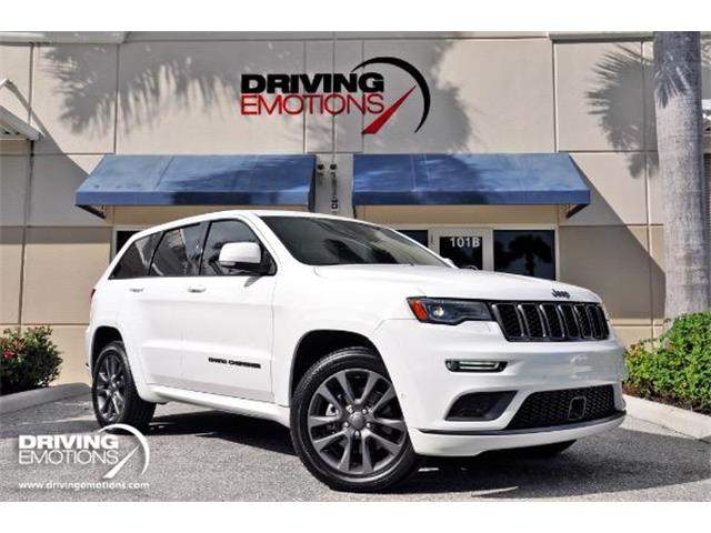 2018 Jeep Grand Cherokee (CC-1424601) for sale in West Palm Beach, Florida