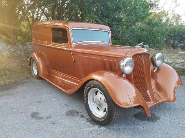 1934 Dodge Sedan (CC-1424603) for sale in Cadillac, Michigan