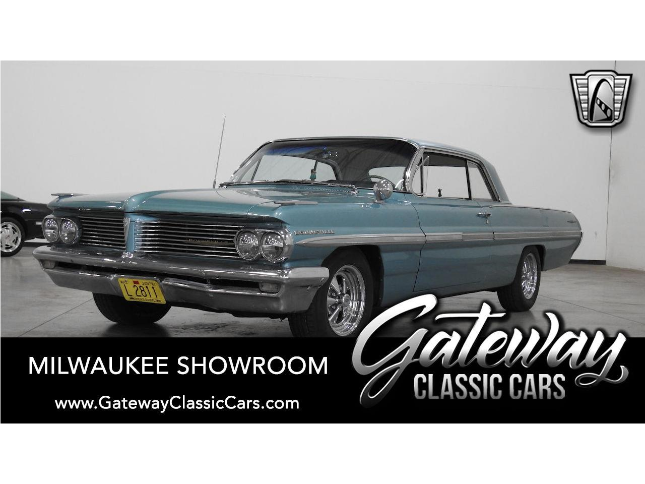 1962 Pontiac Bonneville (CC-1424605) for sale in O'Fallon, Illinois
