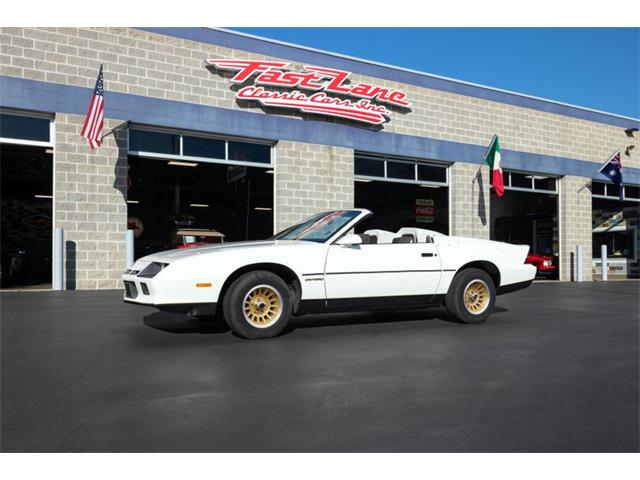 1984 Chevrolet Camaro (CC-1424607) for sale in St. Charles, Missouri