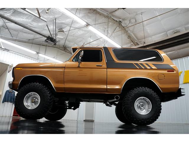 1979 Ford Bronco (CC-1424612) for sale in Homer City, Pennsylvania