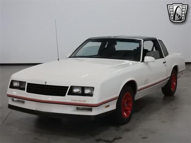 1988 Chevrolet Monte Carlo (CC-1424618) for sale in O'Fallon, Illinois