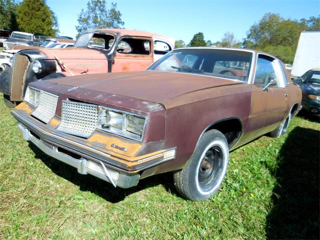 1984 Oldsmobile Cutlass (CC-1424620) for sale in Gray Court, South Carolina