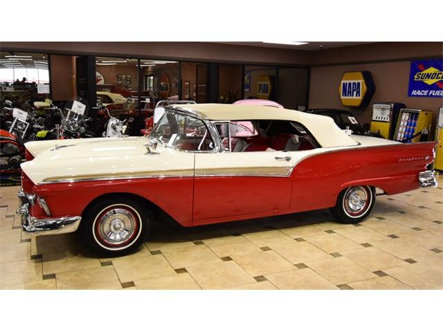 1957 Ford Fairlane (CC-1424630) for sale in Venice, Florida