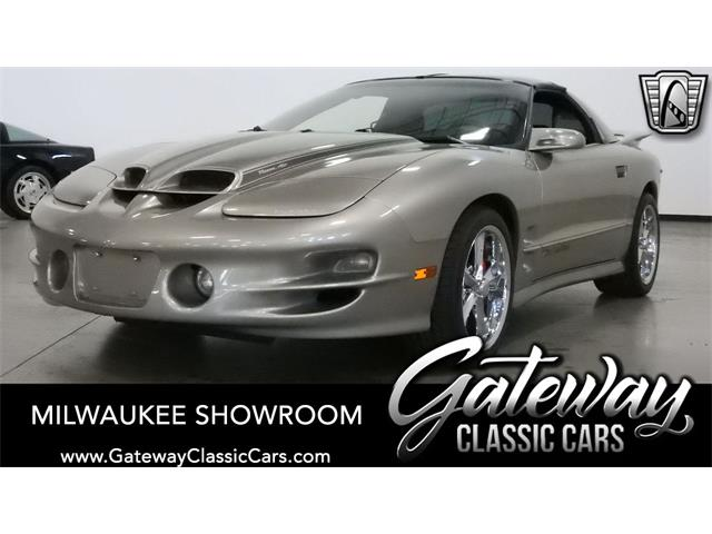 2002 Pontiac Firebird Trans Am (CC-1424635) for sale in O'Fallon, Illinois