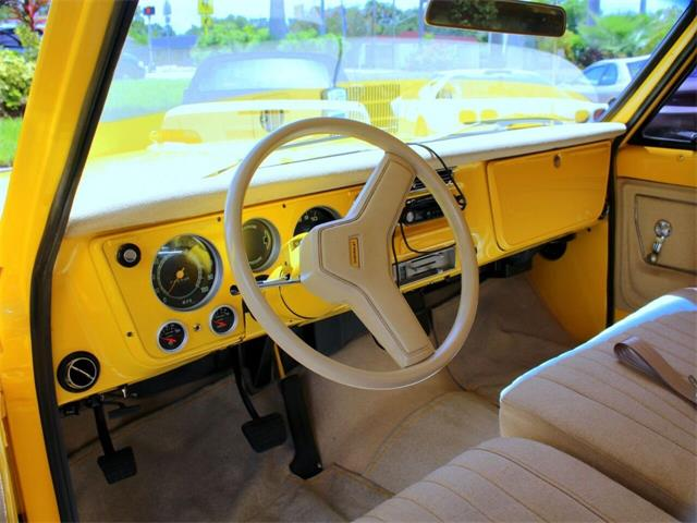1969 Chevrolet C10 (CC-1424636) for sale in Clearwater, Florida