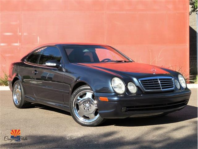 2001 Mercedes-Benz CLK (CC-1424639) for sale in Tempe, Arizona