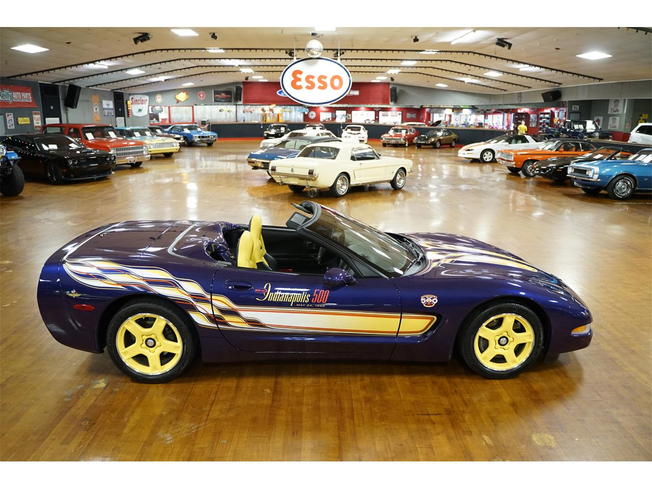 1998 Chevrolet Corvette (CC-1420464) for sale in Homer City, Pennsylvania