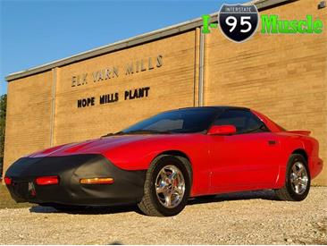 1997 Pontiac Firebird (CC-1424645) for sale in Hope Mills, North Carolina