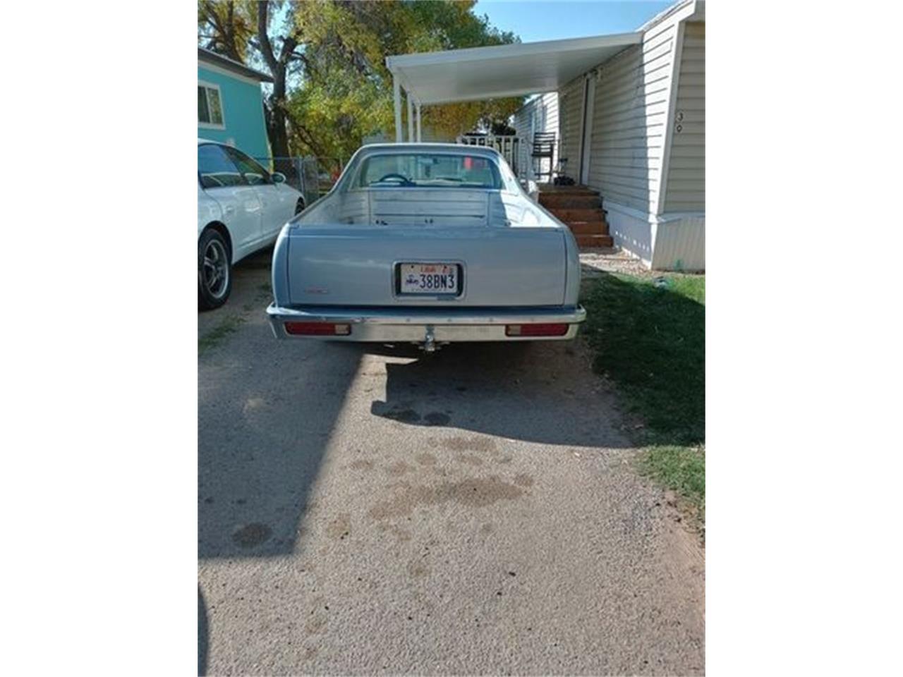 1983 GMC Caballero (CC-1420465) for sale in Cadillac, Michigan