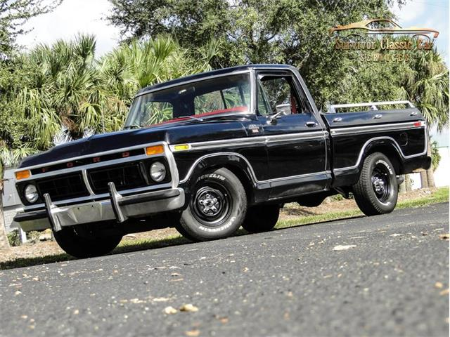 1977 Ford F100 (CC-1424660) for sale in Palmetto, Florida
