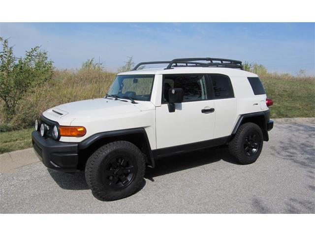 2008 Toyota FJ Cruiser (CC-1424674) for sale in Omaha, Nebraska