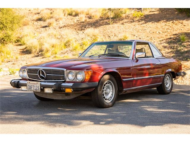 1979 Mercedes-Benz 450SL (CC-1424676) for sale in Chula Vista, ca, California