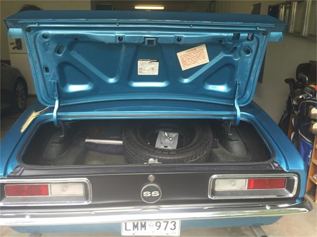 1967 Chevrolet Camaro SS (CC-1424679) for sale in Mandeville, Louisiana