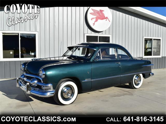 1951 Ford Custom (CC-1424680) for sale in Greene, Iowa
