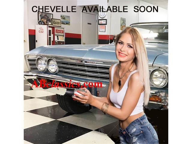 1967 Chevrolet Chevelle (CC-1424687) for sale in Malone, New York