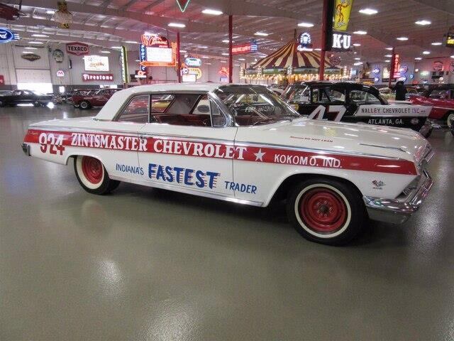 1962 Chevrolet Impala SS (CC-1424696) for sale in Greenwood, Indiana