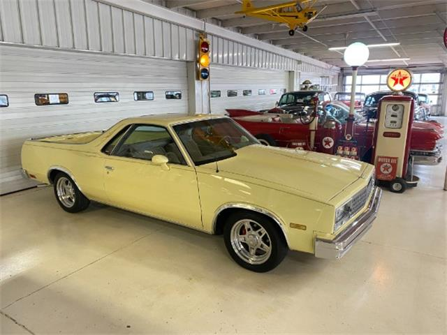 1985 Chevrolet El Camino (CC-1424698) for sale in Columbus, Ohio
