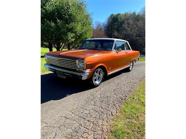 1964 Chevrolet Nova SS (CC-1424703) for sale in Clarksburg, Maryland