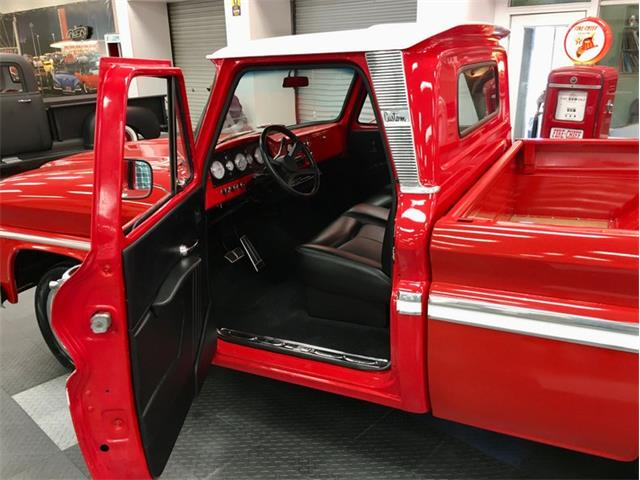1966 Chevrolet C10 (CC-1424716) for sale in Dothan, Alabama