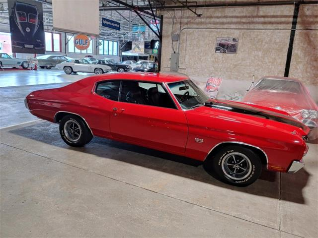 1970 Chevrolet Chevelle SS (CC-1424717) for sale in N. Kansas City, Missouri