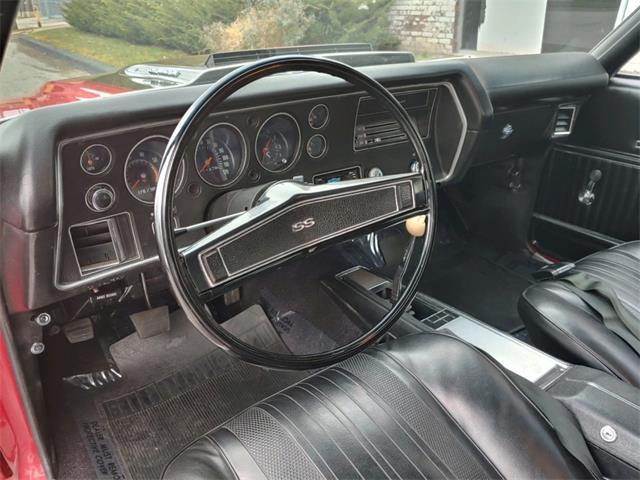 1970 Chevrolet Chevelle SS (CC-1424717) for sale in N. Kansas City, Missouri