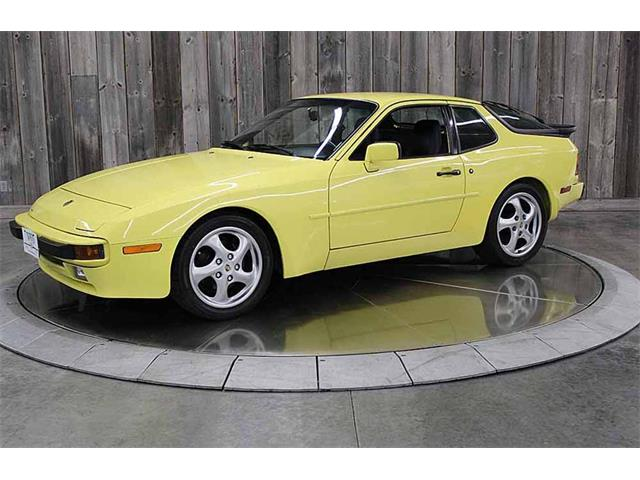 1987 Porsche 944 (CC-1424719) for sale in Bettendorf, Iowa