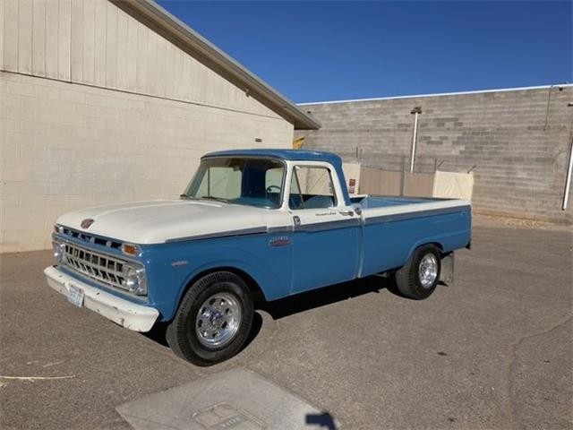 1965 Ford F250