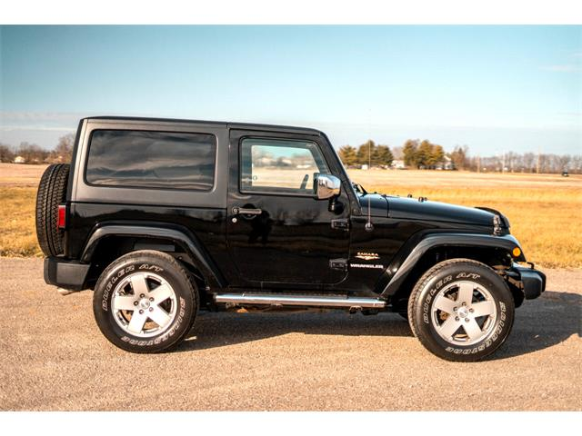 2012 Jeep Wrangler (CC-1424721) for sale in Cicero, Indiana