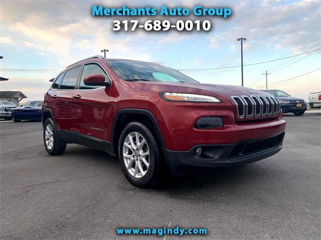 2016 Jeep Cherokee (CC-1424723) for sale in Cicero, Indiana