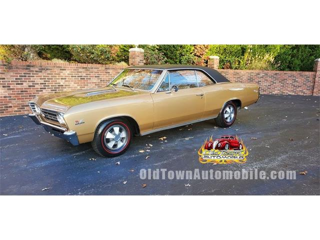 1967 Chevrolet Chevelle (CC-1424724) for sale in Huntingtown, Maryland