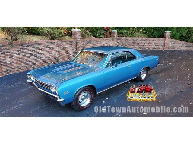 1967 Chevrolet Chevelle (CC-1424726) for sale in Huntingtown, Maryland