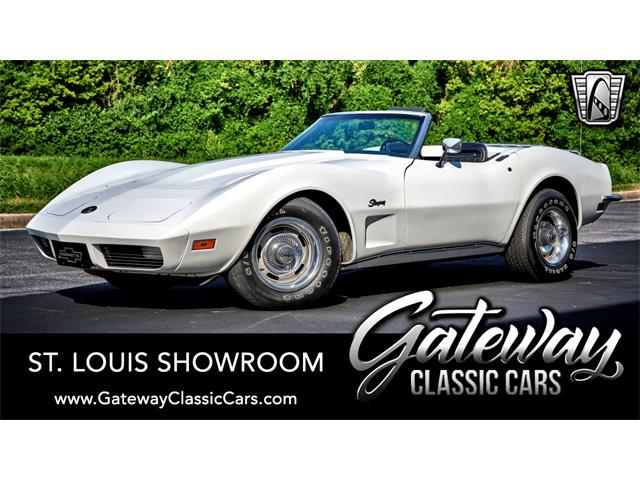 1973 Chevrolet Corvette (CC-1424732) for sale in O'Fallon, Illinois