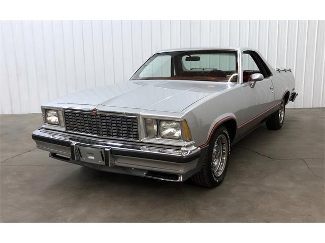 1978 Chevrolet El Camino (CC-1424743) for sale in Maple Lake, Minnesota