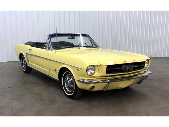 1965 Ford Mustang (CC-1424746) for sale in Maple Lake, Minnesota