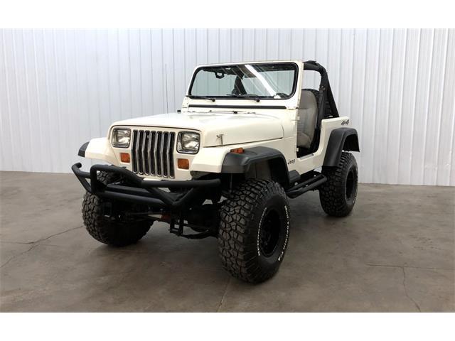 1989 Jeep Wrangler (CC-1424748) for sale in Maple Lake, Minnesota