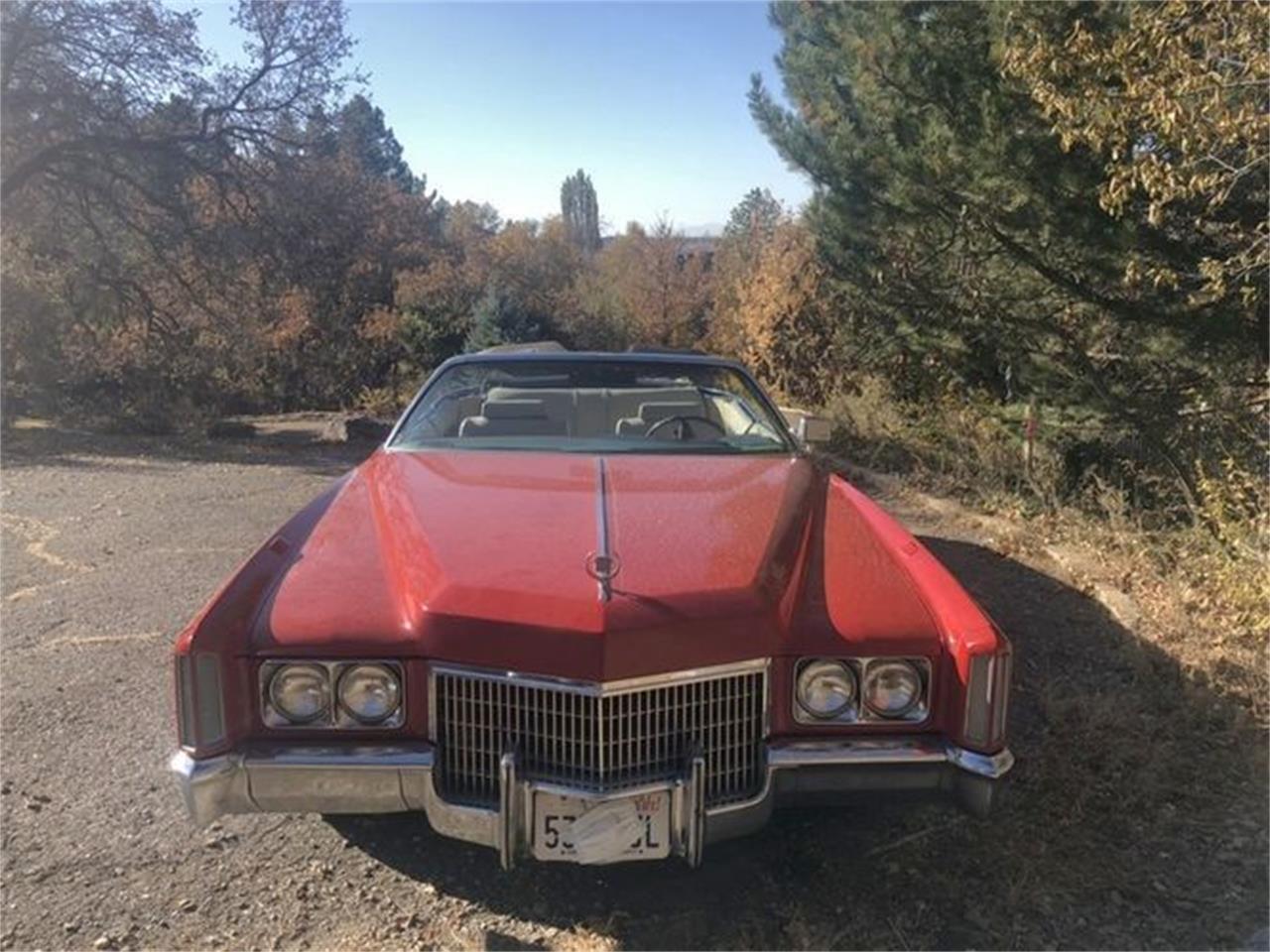 1970 Cadillac Eldorado (CC-1420475) for sale in Cadillac, Michigan