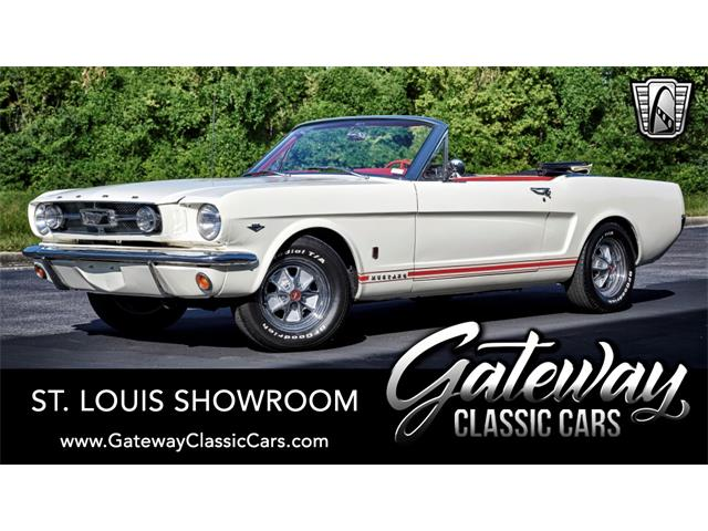 1965 Ford Mustang (CC-1424754) for sale in O'Fallon, Illinois