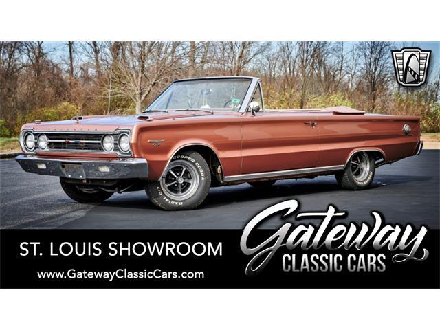 1967 Plymouth Belvedere (CC-1424756) for sale in O'Fallon, Illinois