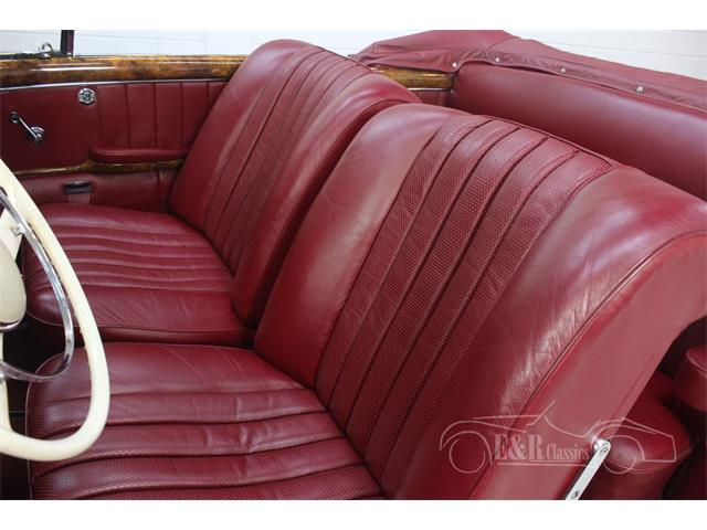 1960 Mercedes-Benz 220SE (CC-1424760) for sale in Waalwijk, Noord Brabant