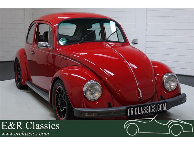 1992 Volkswagen Beetle